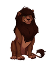 The Most Handsome Lion in the World by KoziolTerrorysta