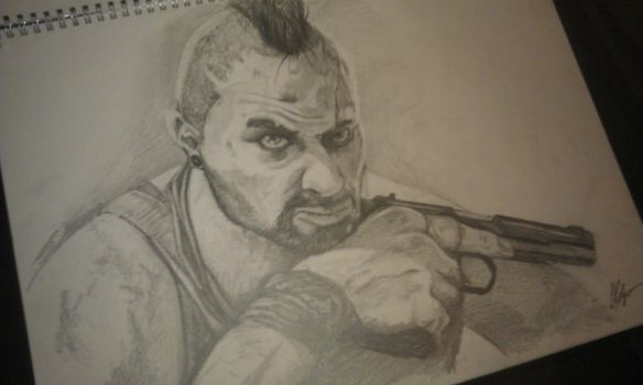 Vaas Montenegro by pipboy5000