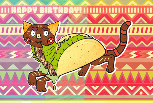 Tacocat by nuttycoon