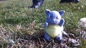 Me as a Wartortle by baConCREpeR