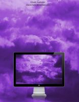Clouds Explosion Wallpaper by mACrO-lOvE