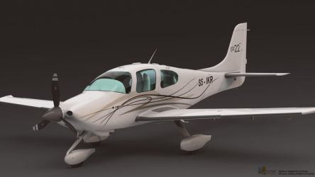 SR22 Cirrus 1 by ikarus-tm
