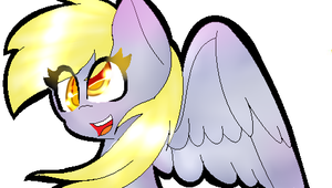 Derpy|Smile Of An Angel| by WinterSporkle