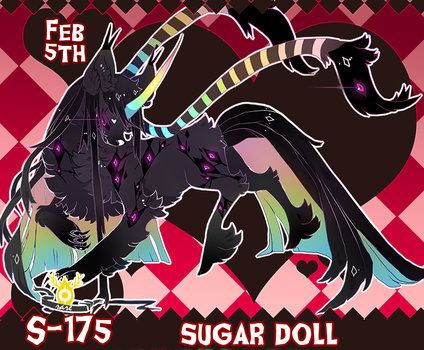 { Stygian Vday 5 } Sugar Doll (Nightmare) by Zoomutt