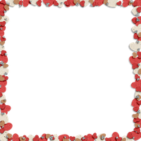 Heart Border by HGGraphicDesigns