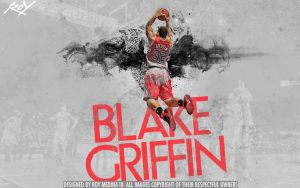 Blake Griffin by Roy03x