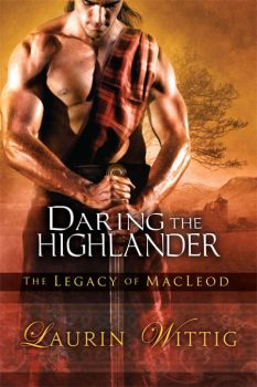 Cover art: Daring the Highlander by annecain