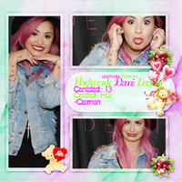 +Photopack Demi Lovato L P by iSparksOfLies