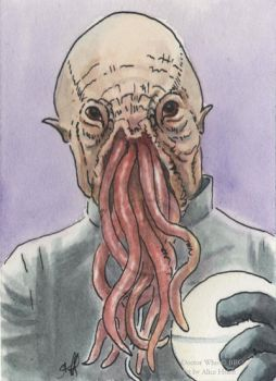 Ood sketchcard by changewinds