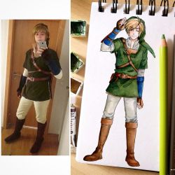 Outfit of the day - Cosplay Edition by Laovaan