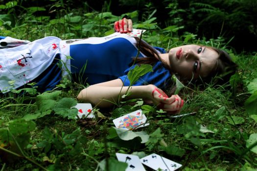 Alice- Madness is a place by Anastasya01