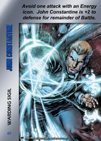 John Constantine Special - Warding Sigil by overpower-3rd