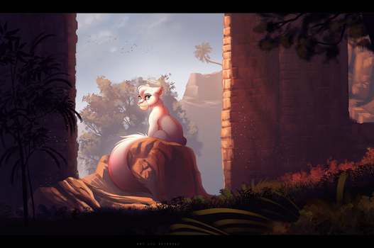 Her Realm by Kitchiki