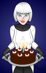 The Cake Is True! by Ross-Sanger