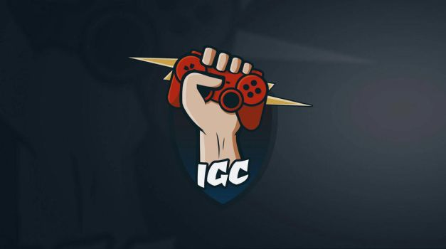 ICG LOGO by KhaledReese