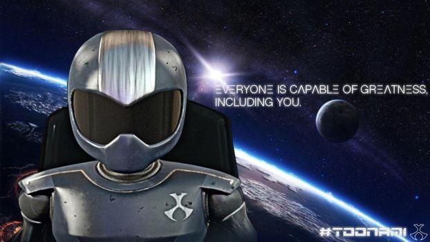 Toonami: Equality Wallpaper by JPReckless2444