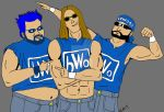 bWo  the Blue World Order by calklais