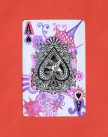 Ace of Spades by wappyness