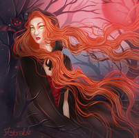 Witch Felina [Starcall #4] by Astral-Chan