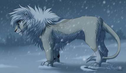 Winter is coming by hecatehell