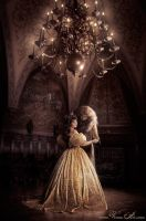 Beauty and the Beast by viona