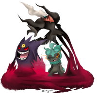 Shadow pokemon