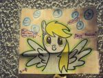 Ma Derpy Hooves muffins et bulles! by 24-1