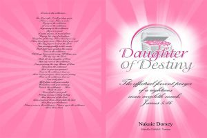 Nonfiction Print Cover by Dafeenah