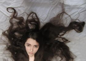 Crazy Hair Stock by DeviantRoze