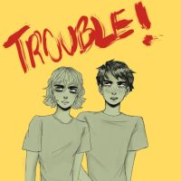 i dont look for trouble by arrowit
