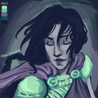 palette challenge: reyna by odairwho