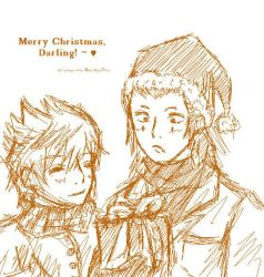 Merry Christmas, Darling by HeartlessTira