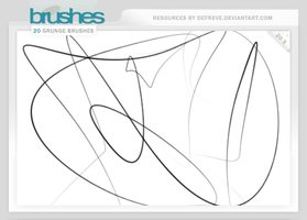 Brushes - Lines by Defreve