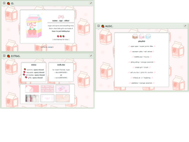 strawberry miolk / core page coding / 50 points by baekmii