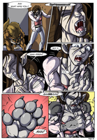 Werewolf commie part 2 p2 by Black-rat