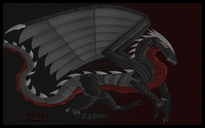 Metal Dragon by Hazi657