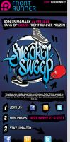 SneakerSweep Newsletter. by Exquision