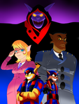 THE RADICAL SQUADRON by QuesoGr7