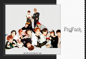 SEVENTEEN PNG PACK 06 By Weiting1122 by weiting1122