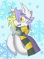 Snowflakes by ArioGrimmRe