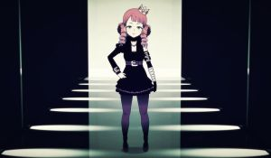 Kisekae Runway - Fashion Show Challenge by XxChellie-DawgxX