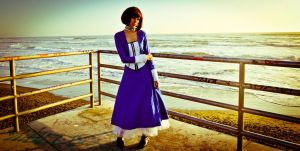 BioShock Infinite - Elizabeth - Obediance by oOMeroChanOo