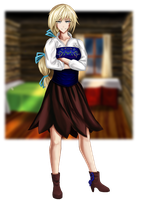 .OLD. Vienna (sprite_recoloured) by Noire-Ighaan