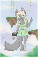 in the sky by orum-the-cat