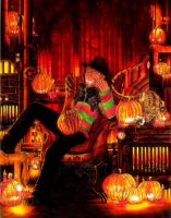 :HAPPY HALLOWEEN 2012: by DeathRage22