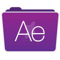 After Effects Folder by hamzasaleem