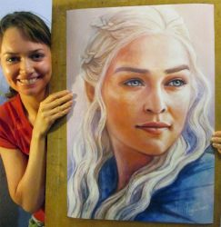 Me and my Khaleesi) by Feyjane