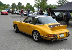 Carrera ''RS'' Targa by S-Amadeaus