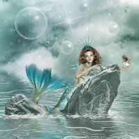Queen of the sea by Michka2