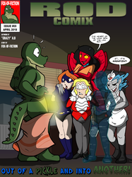 The Dong of Steel by A-Fox-Of-Fiction